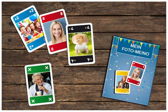 Meino die mau mau variante mit eigenen fotos bedrucken for Kartenspiel selbst gestalten