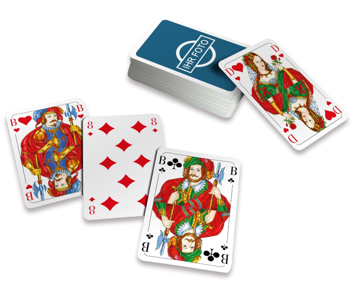 Großformat Spielkarten ROYALTY