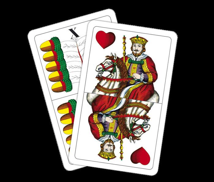 Schnapsen Kartenspiel