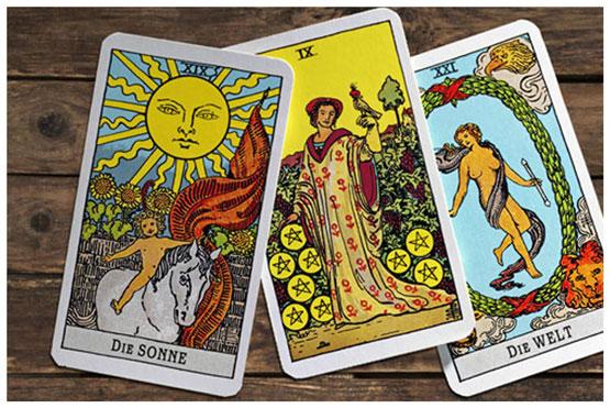 Kartendeck Selbst Gestalten