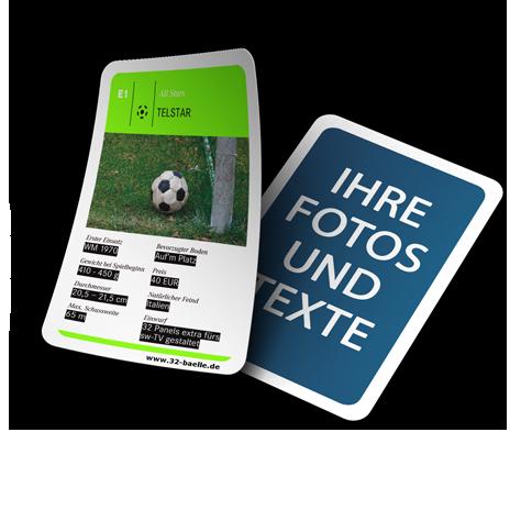 Presse f/ür transparente Kartenspiele