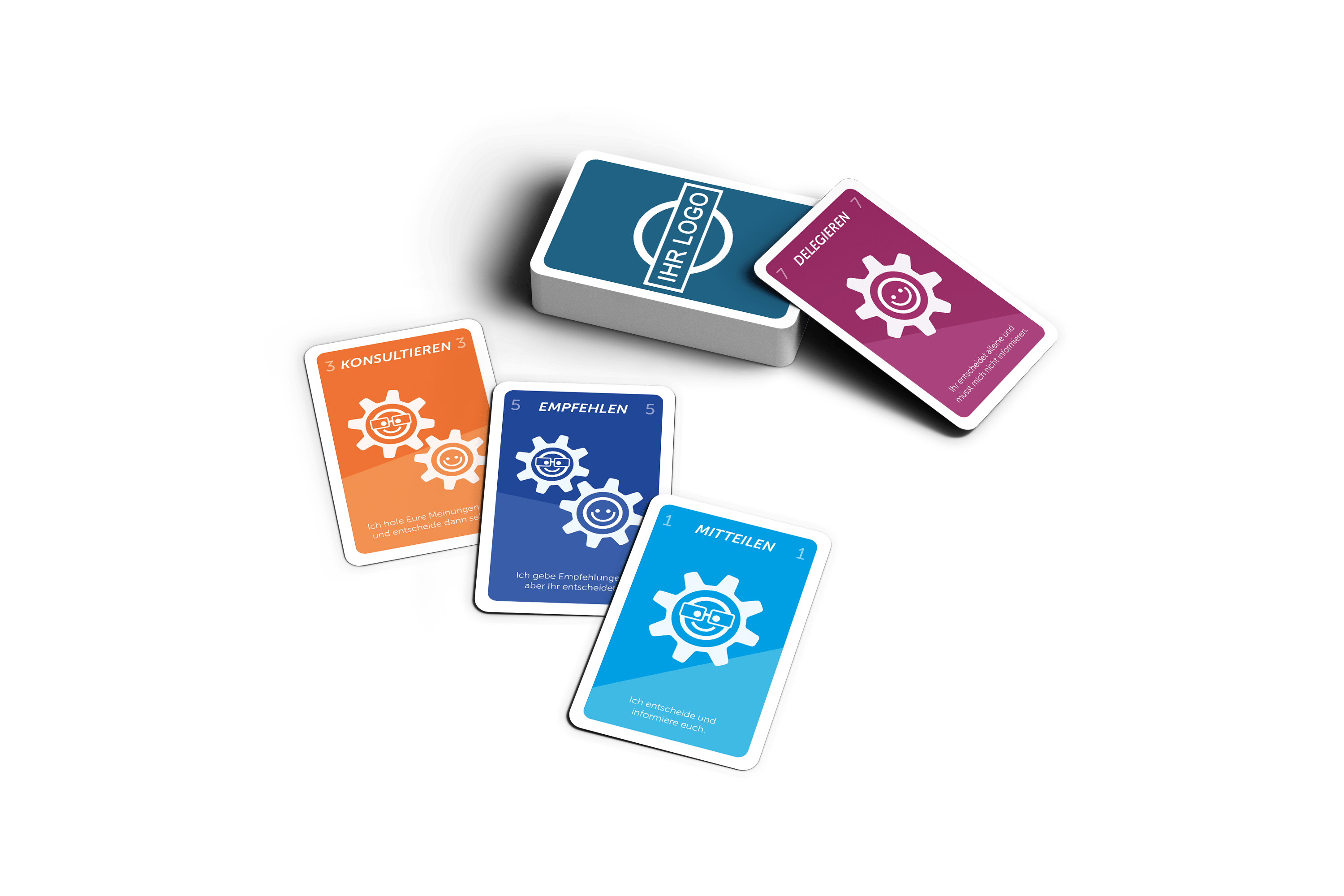 Delegation Poker Cards