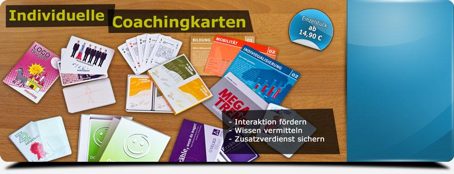 Spielkarten als lehrmaterial f r coaching seminare und for Kartenspiel selbst gestalten